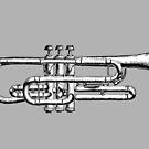 Trompete von theshirtshops