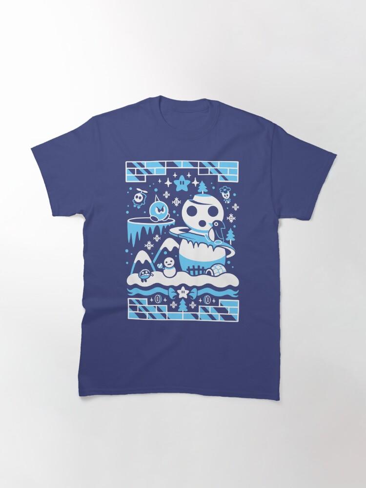 Alternate view of Snowmans Land Classic T-Shirt