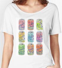 La Croix Cans  Women's Relaxed Fit T-Shirt
