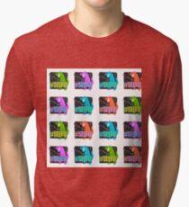 Selfie fun Tri-blend T-Shirt