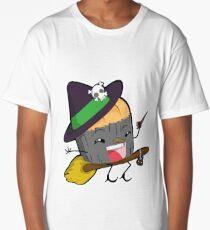 David the Cupcake Witch Costume Long T-Shirt