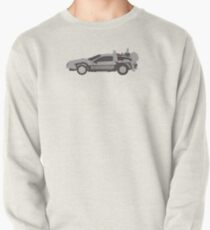 Back to the Future- Delorean Art T-Shirt