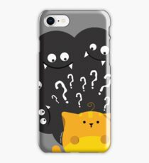 """Halloween - """"Guess Who"""" iPhone Case/Skin"""