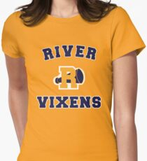 Riverdale River Vixens Women's Fitted T-Shirt