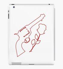 Simplistic Guns N' Roses iPad Case/Skin