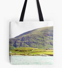 A landscape taken from Burra Tote Bag