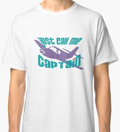 Captain t-shirt Classic T-Shirt