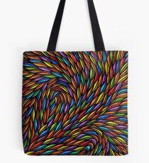 Title of the work: Fleuri. Tote Bag