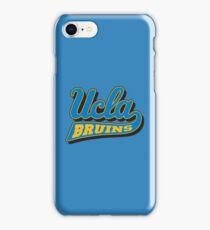 UCLA Bruins iPhone Case/Skin