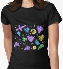 NIGHT MAGIC Women's Fitted T-Shirt