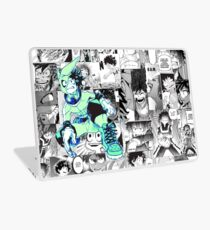 The Deku Who Gives It His All! Laptop Skin