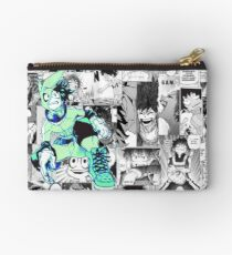 The Deku Who Gives It His All! Zipper Pouch