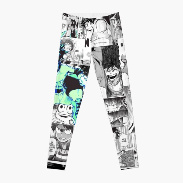 The Deku Who Gives It His All! Leggings