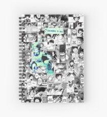 Cuaderno de espiral ¡El Deku que lo da todo!