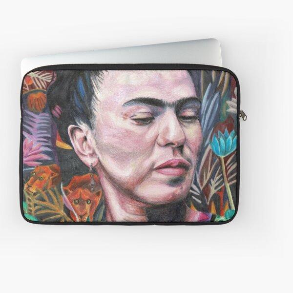 Frida & Henri Laptop Sleeve