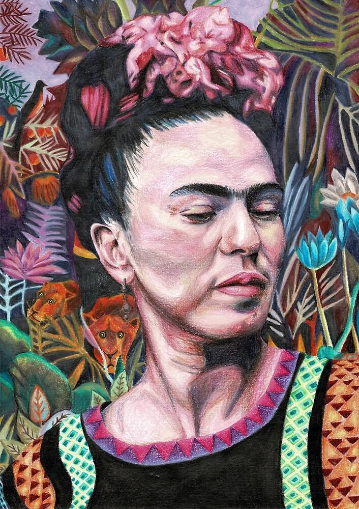 Frida & Henri by Skye  Riseley