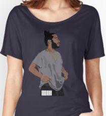Russ Cartoon Women's Relaxed Fit T-Shirt