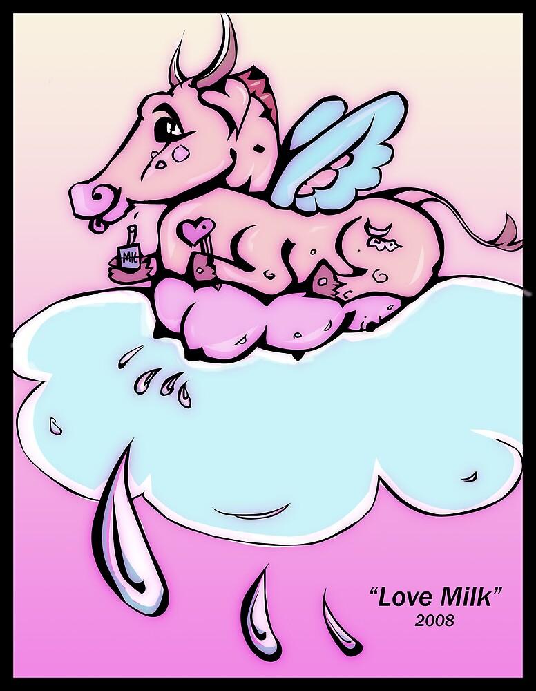 Love Milk by Kassi Mulligan