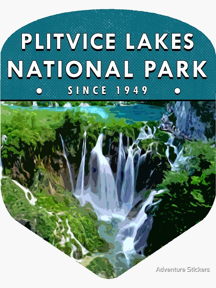 Nationalpark Plitvicer Seen von tysonK