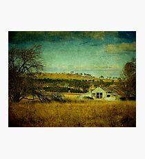 Rustic, Uralla, New South Wales, Australia Photographic Print