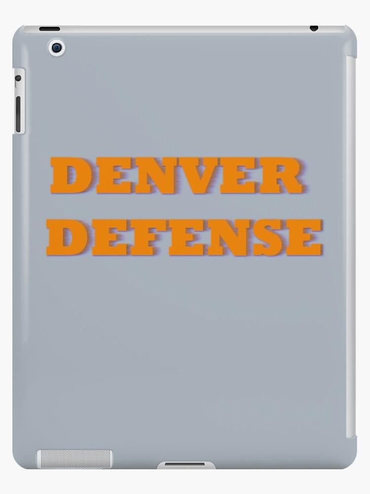 Denver Defense by Marcy Nance
