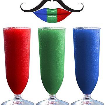 Three Cocktails by RusticShiraz