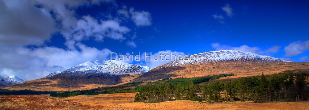Glen Kinglass - Forrest Lodge 2 by David Hutcheson