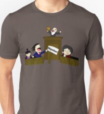 Battleblock Courtroom T-Shirt