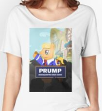 Make Equestria Great Again! Women's Relaxed Fit T-Shirt