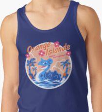 Camiseta de tirantes Islas Orange