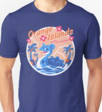 Orange Islands Unisex T-Shirt