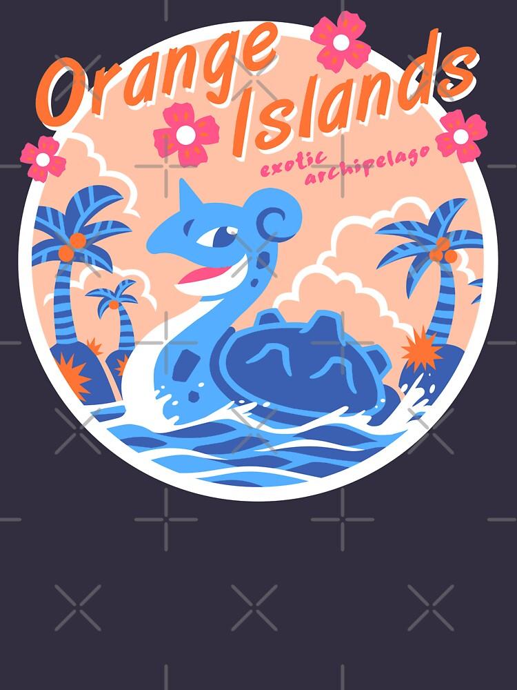 Orange Islands by Versiris