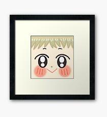 JELLO! Framed Print