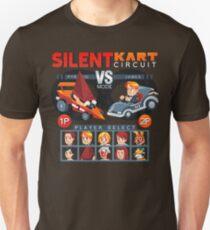 SILENT KART CIRCUIT Unisex T-Shirt