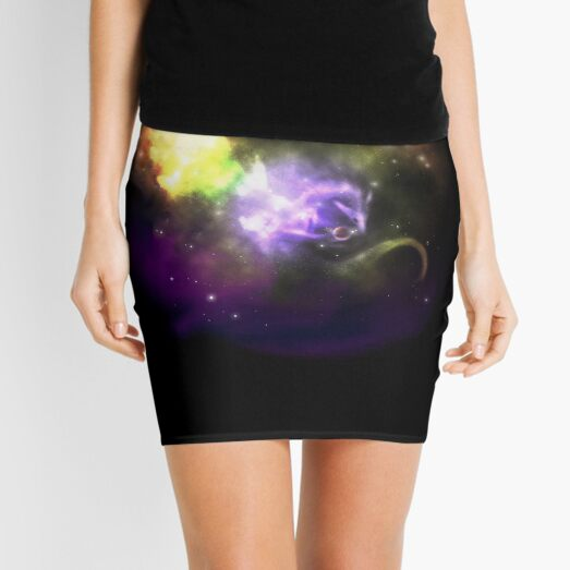 Planet Crafter Mini Skirt