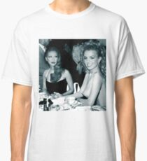 FEUD: BRITNEY AND CHRISTINA Classic T-Shirt