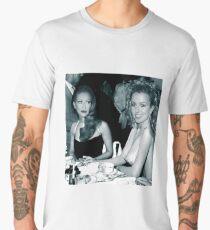 FEUD: BRITNEY AND CHRISTINA Men's Premium T-Shirt