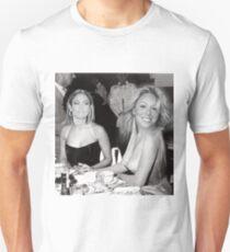 FEUD: Mariah and Jennifer Unisex T-Shirt