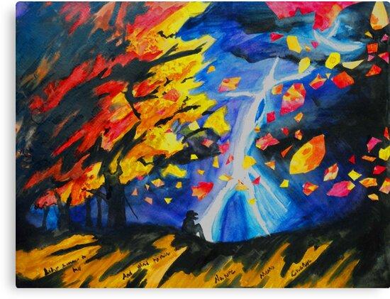 Autumn Leaves by Kaegro