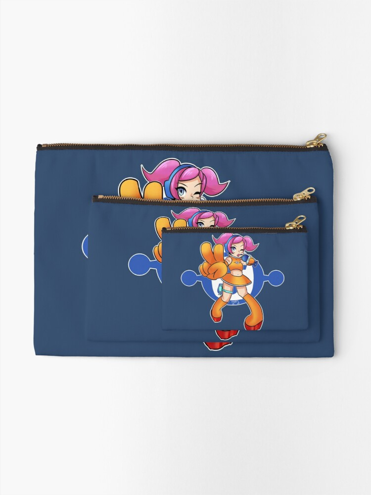 Alternate view of Space Channel 5 - Ulala Zipper Pouch