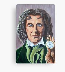 Paul McGann as Doctor Eight Canvas Print