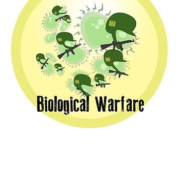 Biological Warfare by Kaegro