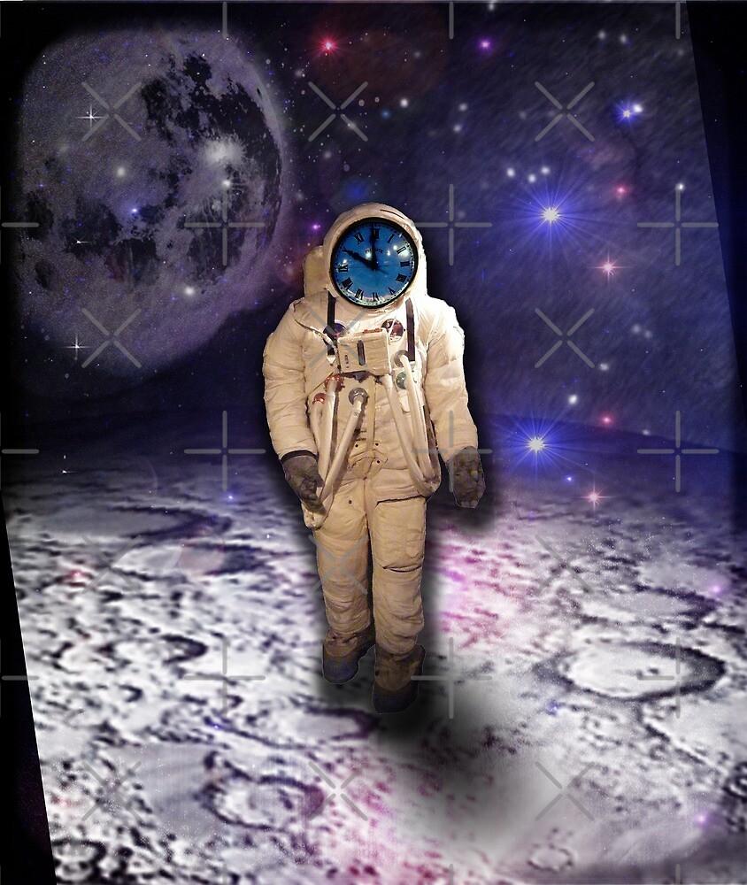 In Space Noone Can Hear You Tick by VenusOak