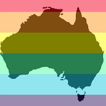Gay Equality in Australia by Imxgen090