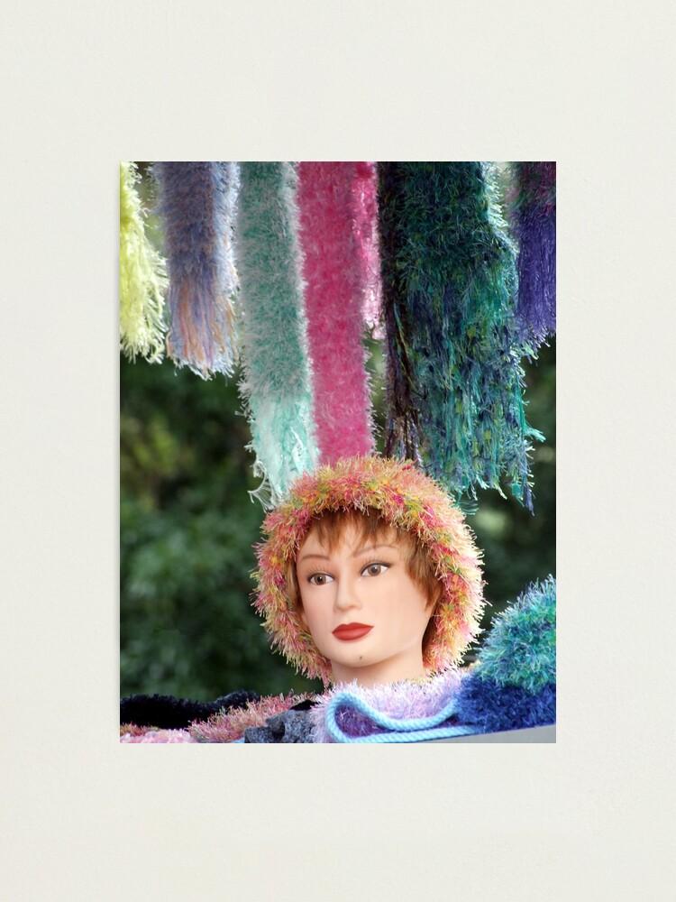 Alternate view of Manequin Photographic Print