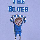The Blues by Calum Margetts Illustration