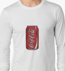 Coca Cola Can Long Sleeve T-Shirt