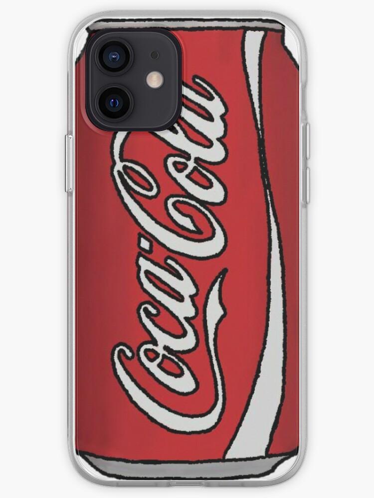 Coca Cola Can | Coque iPhone