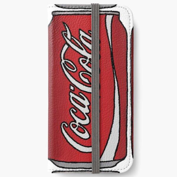 Coca Cola Can iPhone Wallet