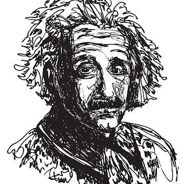 Icon: Einstein by BDalke